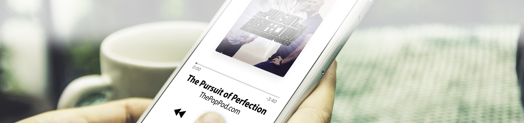 The Pursuit of Perfection Podcast Tim Dixon China McCarney Episodes